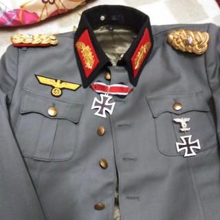 ナチスドイツ軍将官上衣(その他)