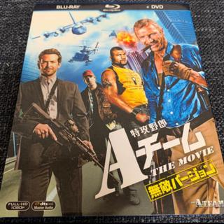 特攻野郎Aチーム ブルーレイ&DVDセット〔初回生産限定〕(外国映画)