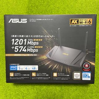エイスース(ASUS)のASUS ルーター RT-AX56U(PC周辺機器)