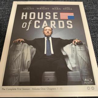 HOUSE of CARDS DVD(外国映画)
