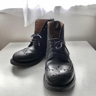 ジョンロブ(JOHN LOBB)の英国製 JOHN SPENCER ブーツ(ブーツ)