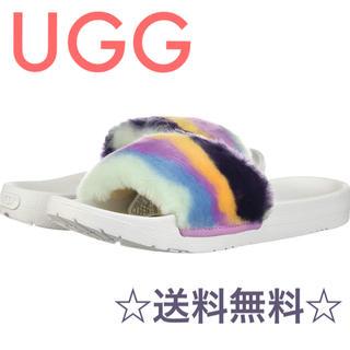 アグ(UGG)のUGG☆送料無料 ウィメンズ ROYALE MURAL/ロイヤルミューラル(サンダル)