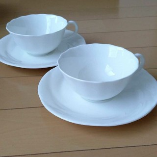 ノリタケ(Noritake)のノリタケ ティーカップ セット(食器)