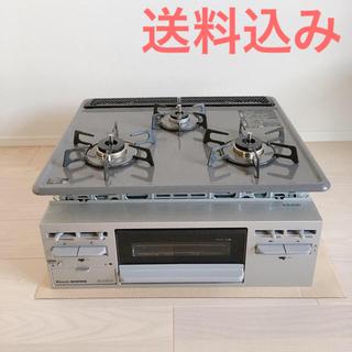 リンナイ(Rinnai)のリンナイ 都市ガスコンロ ビルトインコンロ 都市ガス Rinnai ガステーブル(調理機器)