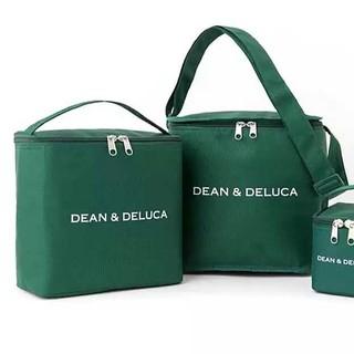 ディーンアンドデルーカ(DEAN & DELUCA)の【新品 未使用】ディーン&デルーカ 付録 保冷バッグ グリーン 2点セット(その他)