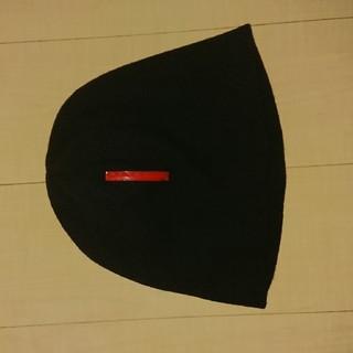 プラダ(PRADA)のPRADA SPORTS ニット帽(ニット帽/ビーニー)