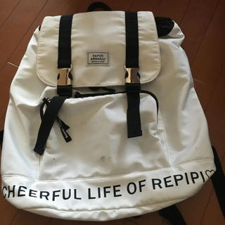 レピピアルマリオ(repipi armario)のレピピアルマリオ  リュック バック(リュック/バックパック)