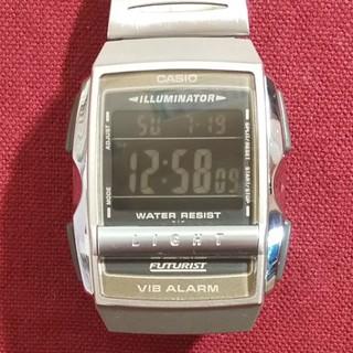 カシオ(CASIO)の希少!CASIO 腕時計 FUTURIST A220W-1BQ(腕時計(デジタル))