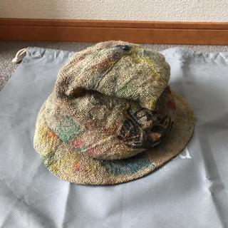 ヴィヴィアンウエストウッド(Vivienne Westwood)のヴィヴィアン  ウエストウッド アングロマニア   麻帽子(ハット)
