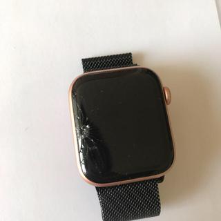 アップルウォッチ(Apple Watch)のApple Watch Series 4 GPS+セルラー 44mm(腕時計(デジタル))