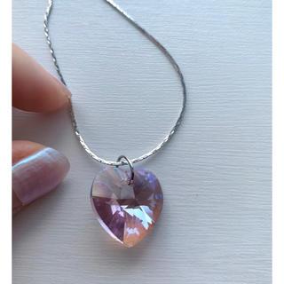 ロキエ(Lochie)のpurple heart necklace(ネックレス)