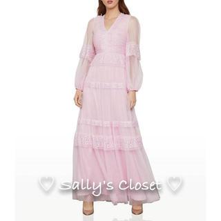 ビーシービージーマックスアズリア(BCBGMAXAZRIA)の⭐️新作 ♡ BCBGMAXAZRIA ワンピース ドレス 新品♡ 57(ロングドレス)