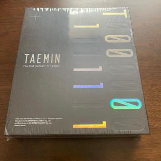 シャイニー(SHINee)のTAEMIN The 2nd concert Kit Video 韓国版(ミュージック)