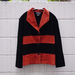 アメリヴィンテージ(Ameri VINTAGE)のVintage Polyester jacket(テーラードジャケット)