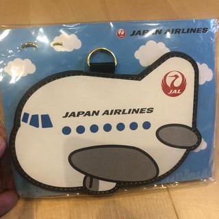 ジャル(ニホンコウクウ)(JAL(日本航空))の【値下げ‼︎】JALオリジナルパスケース(パスケース/IDカードホルダー)