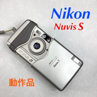 ニコン(Nikon)のニコン Nuvis S(フィルムカメラ)