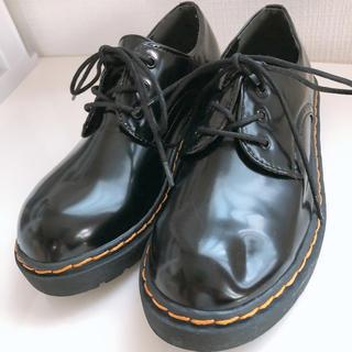 WEGO - WEGO レースアップシューズ 革靴 3ホール