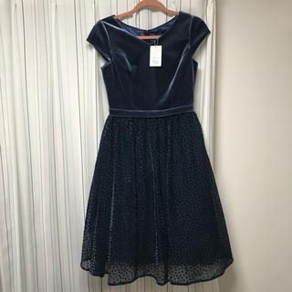 STRAWBERRY-FIELDS - 新品! ストロベリーフィールズ ワンピース ドレス