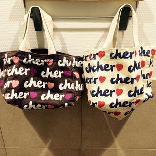 シェル(Cher)のcherバッグのセット(ハンドバッグ)