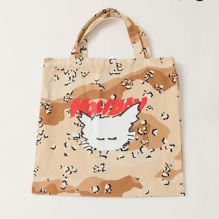 ホリデイ(holiday)のholiday トートバッグ NEKO BAG 新品未使用(トートバッグ)