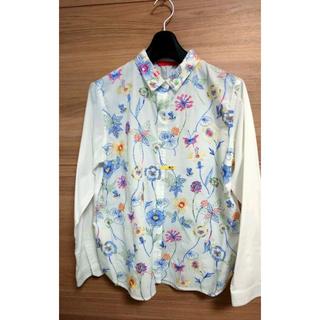 グラニフ(Design Tshirts Store graniph)のグラニフ 刺繍シャツ 美品(シャツ/ブラウス(長袖/七分))