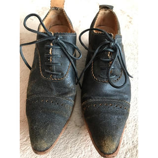 ポールハーデン(Paul Harnden)のポールハーデン オックスフォードシューズ 6ハーフ(ローファー/革靴)