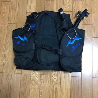 アクアラング(Aqua Lung)のダイビング アクアラング BCジャケット 使用頻度少ないです! (マリン/スイミング)