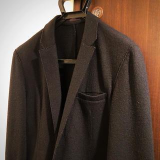 エディション(Edition)の【定価の77%割引 クリーニング済】エディション テーラードジャケット M 黒(テーラードジャケット)