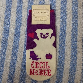 CECIL McBEE - CECIL McBEE ハロウィン柄くつ下