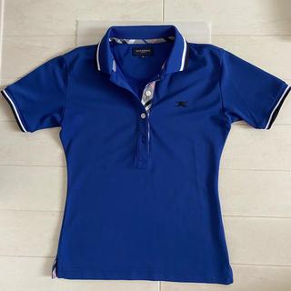 バーバリー(BURBERRY)のバーバリーゴルフ ポロシャツ  レディースS(ポロシャツ)
