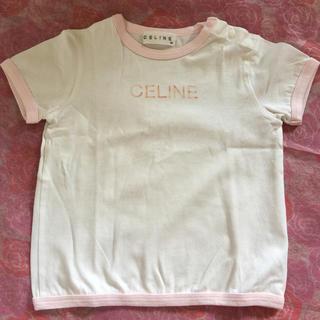 セリーヌ(celine)のセリーヌ Tシャツ 90センチ(Tシャツ/カットソー)
