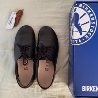 BIRKENSTOCK - お値下げ!!ビルケンシュトック  ソーンダース ブラック サイズ 37