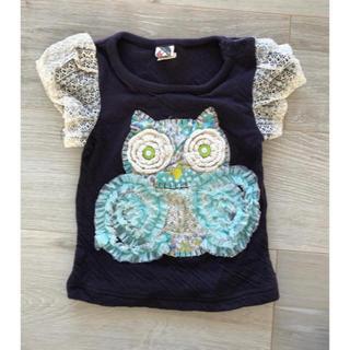 フォーティーワン(FORTY ONE)の子供服 女の子 90 FORTY ONE Tシャツ(Tシャツ/カットソー)