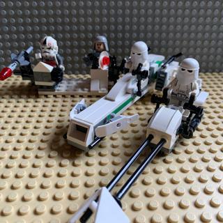 レゴ(Lego)のミニカー スピーダーなど LEGO スターウォーズ(SF/ファンタジー/ホラー)