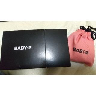 ベビージー(Baby-G)のブランドBaby-G(ベビージー) レディース時計(腕時計)