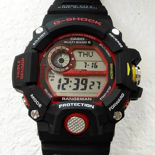 ジーショック(G-SHOCK)の新品未開封 G-SHOCK RANGEMAN GW-9400NFST-1AJR(腕時計(デジタル))
