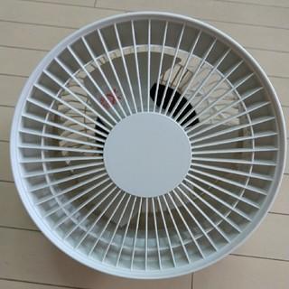 ムジルシリョウヒン(MUJI (無印良品))の無印良品 サーキュレーター(低騒音ファン)(サーキュレーター)