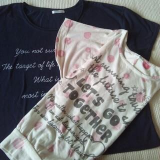 ハニーズ(HONEYS)のハニーズ Tシャツ 2枚セット(Tシャツ/カットソー)