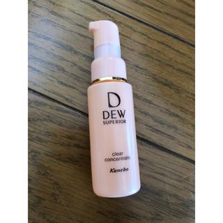 デュウ(DEW)のDEWスペリア クリアコンセントレート(美容液)