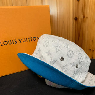 ルイヴィトン(LOUIS VUITTON)の新品⭐︎ルイヴィトン  帽子 ハット リバーシブル(ハット)