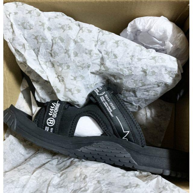 NEIGHBORHOOD(ネイバーフッド)のNEIGHBORHOOD SHAKA ネイバーフッド シャカ サンダル 29cm メンズの靴/シューズ(サンダル)の商品写真