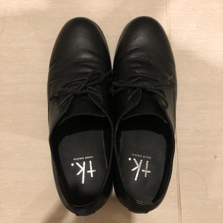 タケオキクチ(TAKEO KIKUCHI)のタケオキクチ ビジネス シューズ オックスフォード 25.5(ドレス/ビジネス)