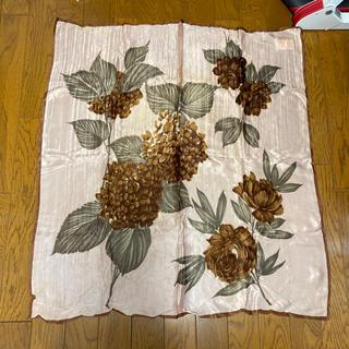 ラッシュ(LUSH)のLUSHビンテージ スカーフ 72センチ正方形(バンダナ/スカーフ)