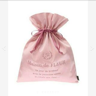 メゾンドフルール(Maison de FLEUR)のメゾンドフルール sweetコラボ 巾着(ポーチ)