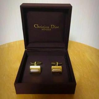クリスチャンディオール(Christian Dior)の Christian Dior クリスチャンディオール カフス(カフリンクス)