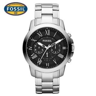 フォッシル(FOSSIL)のFOSSIL フォッシル 腕時計 FS4736 メンズ GRANT グラント(腕時計(アナログ))