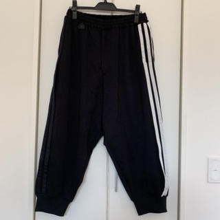 Y-3 - STRIPES SELVEDGE MATTE TRACK PANTS