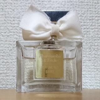 アバクロンビーアンドフィッチ(Abercrombie&Fitch)のアバクロンビー&フィッチ パフューム No.1 ベア PERFUME No1 (香水(女性用))