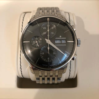 ユンハンス(JUNGHANS)のユンハンス  JUNGHANS クロノスコープ腕時計(腕時計(アナログ))