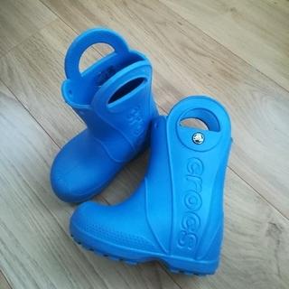 crocs - クロックス 長靴 C8